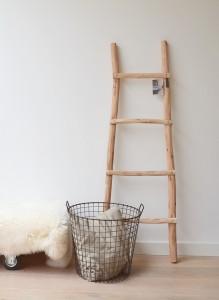 Duurzame muurdecoratie voor de kinderkamer babybegood for Decoratie ladder action