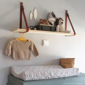 Duurzame muurdecoratie voor de kinderkamer babybegood for Zelf muurdecoratie maken
