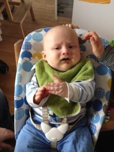 Blog Eerste Babyhapje Babybegood